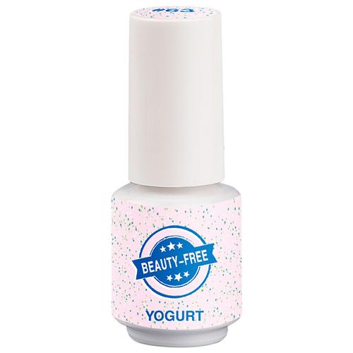 Гель-лак для ногтей Beauty-Free Yogurt, 4 мл, оттенок светло-розовый гель лак all star city collection 10 мл оттенок светло розовый 007 murrieta