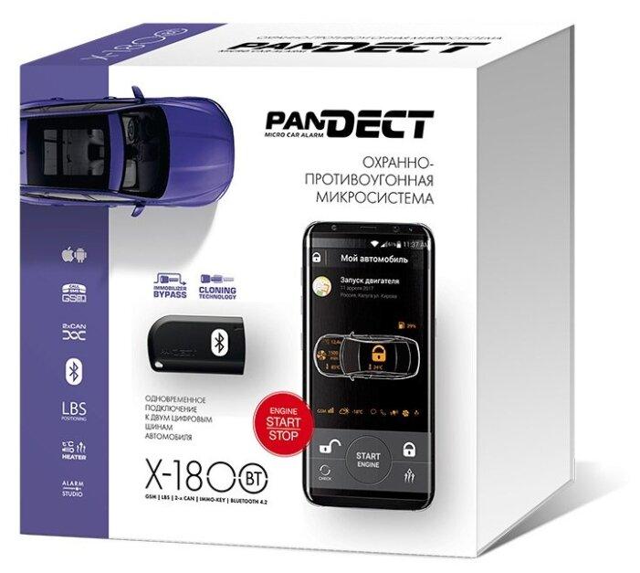 Автосигнализации Автосигнализация Pandora Pandect X-1800 BT