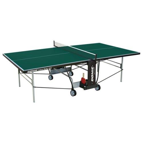 Стол для помещения Donic Indoor Roller 800 зеленый 274х152х76