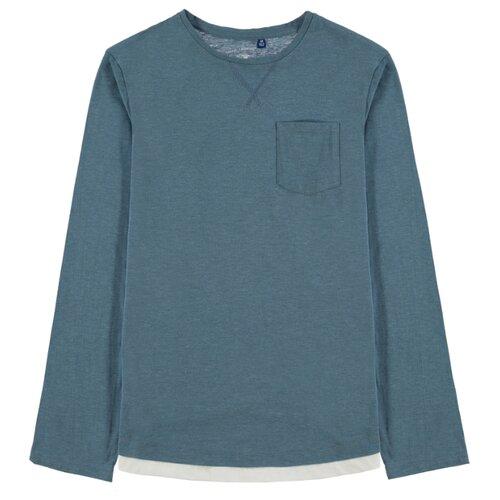 Футболка Tom Tailor размер 140, синий футболка tom tailor tom tailor to793embmtw6