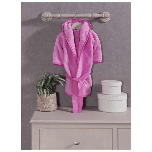 Халат Kidboo размер 3(98), розовый