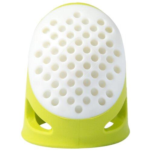 Prym Ergonomics Напёрсток L светло-зеленый/белый