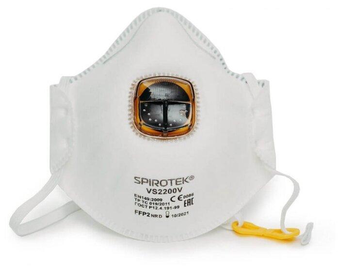 Респиратор Spirotek VS2200V 1 шт.