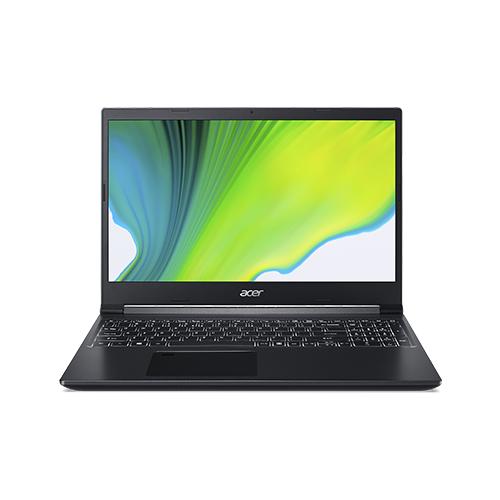 "Ноутбук Acer Aspire 7 A715-41G (/15.6""/1920x1080) (/15.6""/1920x1080)-R598 (AMD Ryzen 7 3750H 2300MHz/15.6""/1920x1080/8GB/1TB SSD/NVIDIA GeForce GTX 1650 4GB/Windows 10 Home) NH.Q8LER.00E черный"