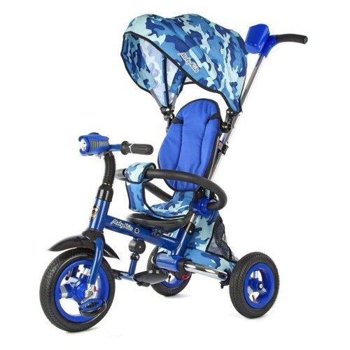 Купить Трехколесный велосипед Moby Kids Junior-2 ARMY, Трехколесные велосипеды