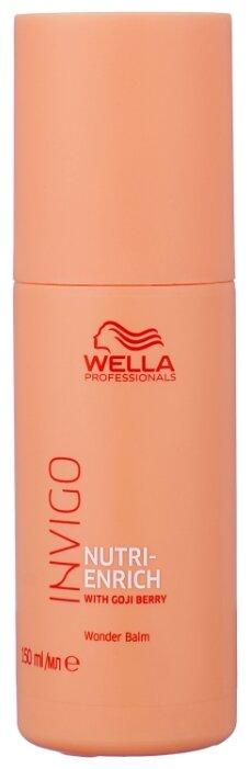 Wella Professionals несмываемый крем-бальзам для волос Invigo Nutri-Enrich Wonder Balm питательный
