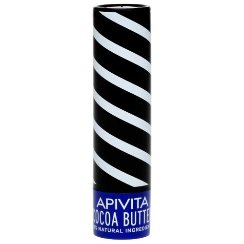 Apivita Бальзам для губ Масло какао бесцветный 505 275 220 100l грубая