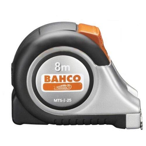 Измерительная рулетка BAHCO MTS-8-25 25 мм x 8 м рулетка bahco mtb