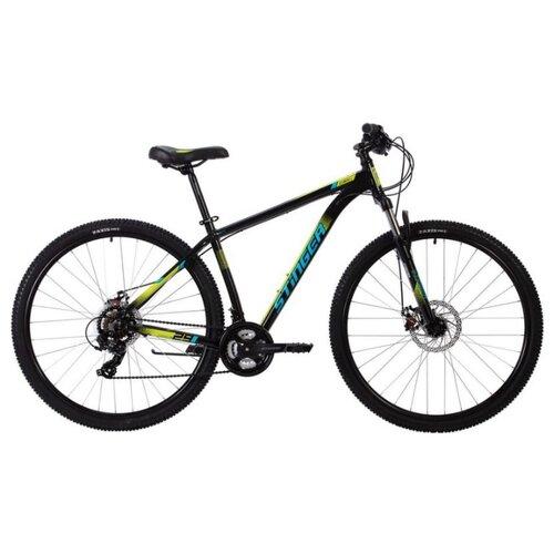 Горный (MTB) велосипед Stinger Element Evo 29 (2020) черный 22