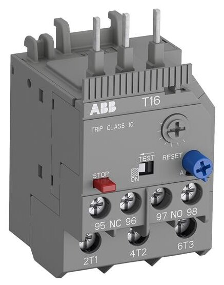 Реле перегрузки тепловое ABB 1SAZ711201R1031