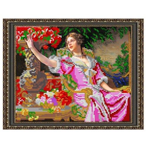 Светлица Набор для вышивания бисером Эпоха Вдохновения 24 х 19 см, бисер Чехия (298)