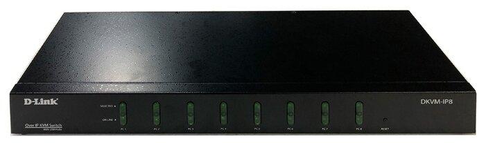 KVM-переключатель D-link DKVM-IP8/A2A