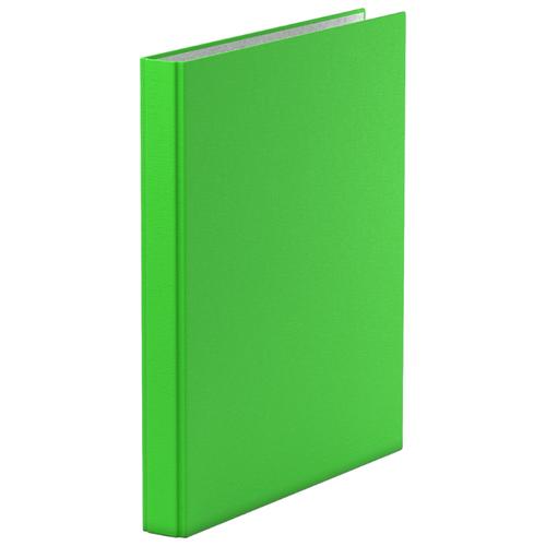 Фото - ErichKrause Папка–регистратор на 2 кольцах Neon А4, 35 мм зеленый erichkrause папка–регистратор на 4 кольцах enigma а4 35 мм голубой