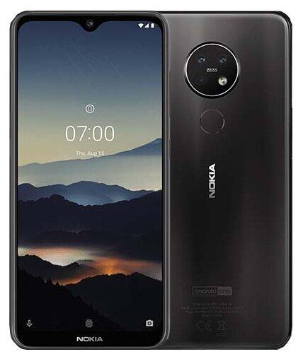 Смартфон Nokia 7.2 64GB — 5 цветов — купить по выгодной цене на Яндекс.Маркете