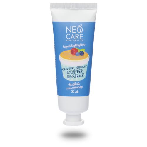 Фото - Neo Care Хайлайтер жидкий Glitter mousse crème brulee крем для рук neo care apricot mousse увлажняющий 30 мл