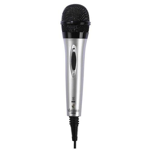 цена на Микрофон Vivanco DM30 серебристый/черный
