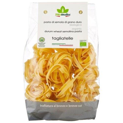 Bioitalia Макароны Organic Tagliatelle, 500 г