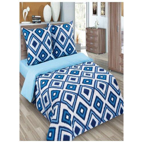 Комплект постельного белья Даниэль 1.5 спальный (поплин)
