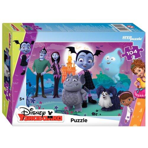 Мозаика puzzle 104 Вампирина (DisneyJunior)