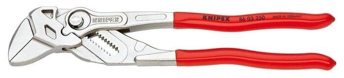Сантехнические клещи Knipex 86 03 250 250 мм