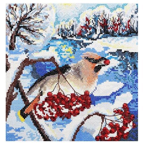 Созвездие Набор для вышивания Зима 20 х 20 см (К-100)Наборы для вышивания<br>