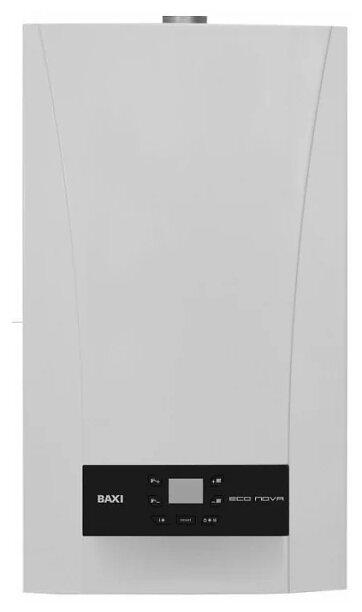 Купить Газовый котел BAXI ECO Nova 18 F 18 кВт двухконтурный на Яндекс.Маркете. Характеристики, цена Газовый котел BAXI ECO Nova 18 F 18 кВт двухконтурный на Яндекс.Маркете
