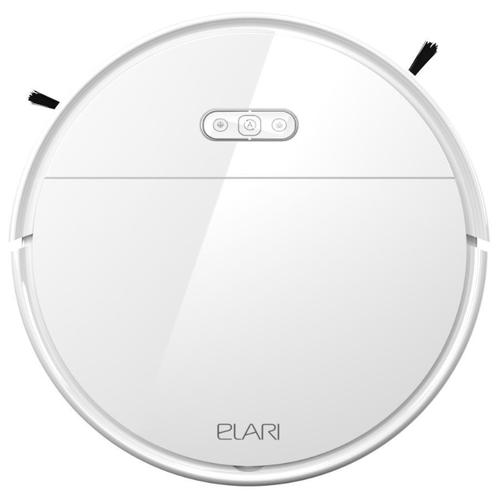 Фото - Робот-пылесос ELARI SmartBot Brush SBT-001А, белый elari nanopods sport белый