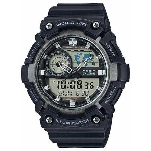 Наручные часы CASIO AEQ-200W-1A мужские часы casio aeq 110w 1a