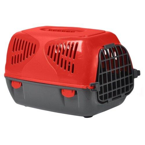 Клиппер-переноска для собак MPS Sirio Little 50х33.5х31 см красный