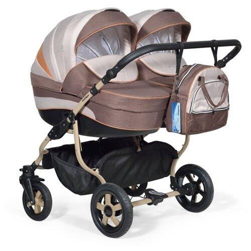Универсальная коляска Indigo Duo'18 (2 в 1) 48, Коляски  - купить со скидкой