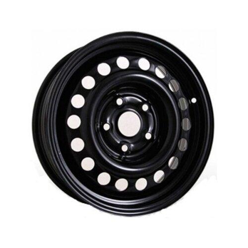 Фото - Колесный диск Trebl 9552 6.5х16/5х100 D56.1 ET48, black колесный диск trebl 7625 6 5х16 5х114 3 black
