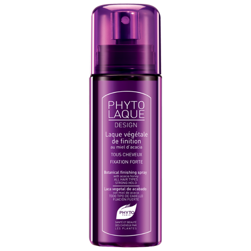 PHYTO Лак для волос Phytolaque Design, сильная фиксация, 100 мл phyto для волос официальный сайт