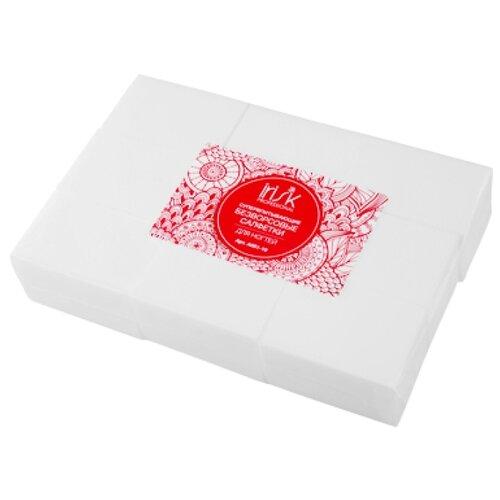 Купить Irisk Professional Салфетки Безворсовые Супервпитывающие, 600 шт белый