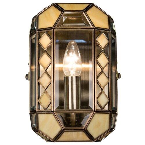 Фото - Настенный светильник Citilux Фасет CL441311, 60 Вт светильник citilux фасет cl441212 e27 75 вт
