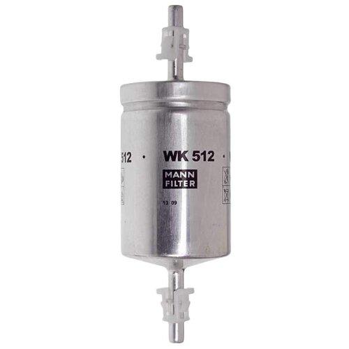 цена на Топливный фильтр MANNFILTER WK512