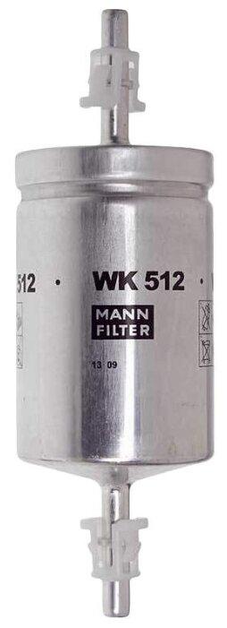 Топливный фильтр MANNFILTER WK512