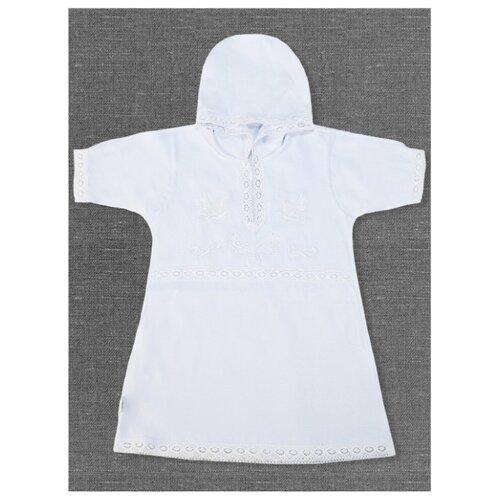 Рубашка LEO размер 62, белый