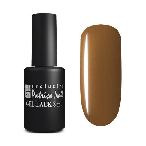 Гель-лак для ногтей Patrisa Nail Tweed Trend, 8 мл, оттенок №464 Молочный шоколад patrisanail гель лак tweedtrend 462