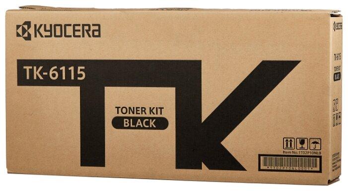 Картридж KYOCERA TK-6115 — купить по выгодной цене на Яндекс.Маркете