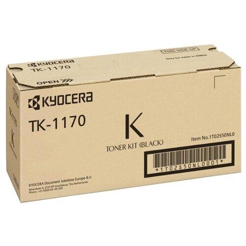 Тонер-картридж ориг. Kyocera TK-1170 черный для Kyocera ECOSYS M2040 (7200стр), цена за штуку, 274694
