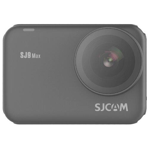 Фото - Экшн-камера SJCAM SJ9 Max серый/черный видеокамера экшн sjcam sj5000 белый
