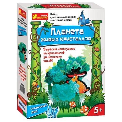 Купить Набор для творчества Сказочный лес , RANOK CREATIVE, Наборы для исследований
