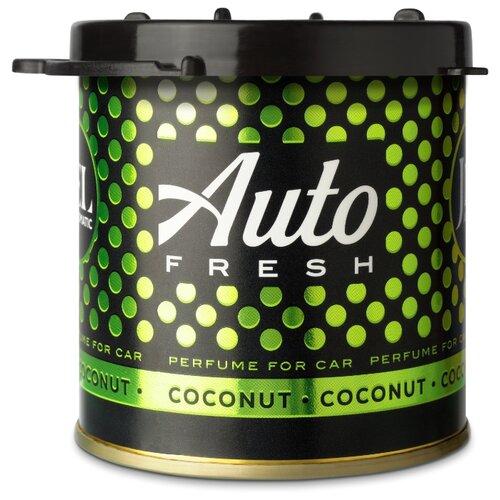 Auto Fresh Ароматизатор для автомобиля Jel Coconut 80 мл hempz fresh coconut