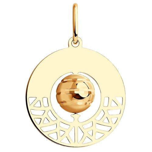 Diamant Подвеска из золота 51-130-01174-1