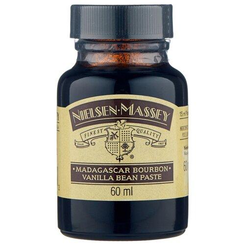 Nielsen-Massey Паста из мадагаскарской ванили сорт Бурбон коричневый 60 мл
