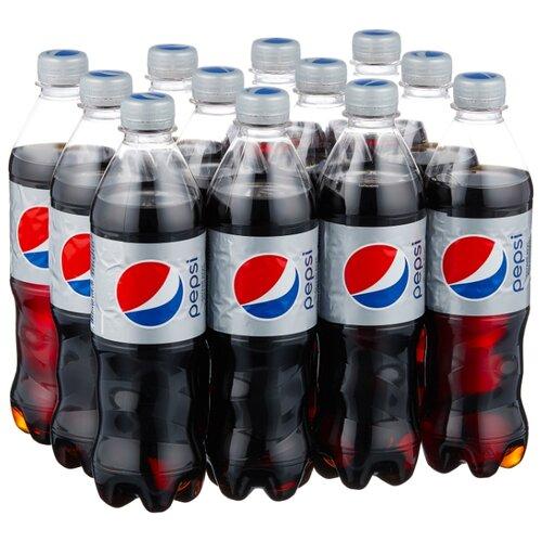 Газированный напиток Pepsi Light, 0.5 л, 12 шт.