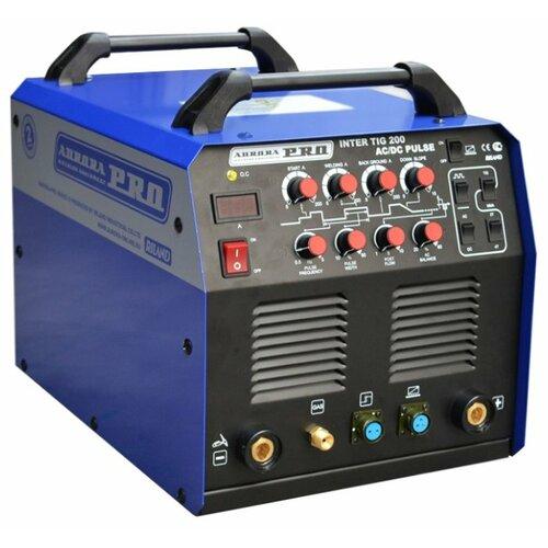 цена на Сварочный аппарат Aurora INTER TIG 200 AC/DC Pulse (TIG, MMA)