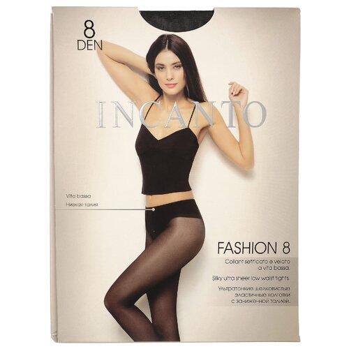 Колготки Incanto Fashion 8 den, размер 4, nero