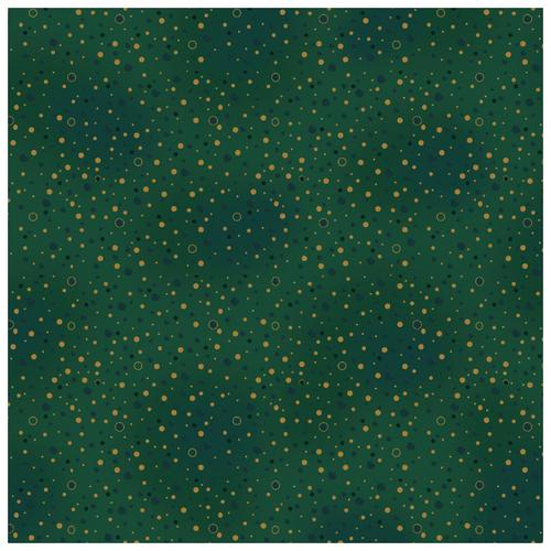 Фото - Ткань STOF PEPPY (P - W) для пэчворка 4594 фасовка 50 x 55 см 144±5 г/кв.м кружочки 813 813 ottotredici палантин