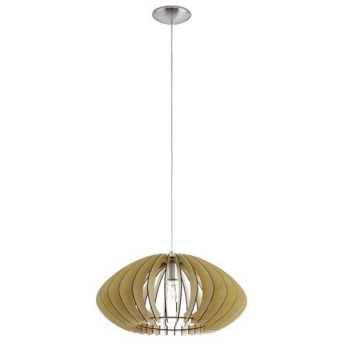 Светильник Eglo Cossano 2 95257, E27, 60 Вт светильник eglo cossano 94766 e27 60 вт